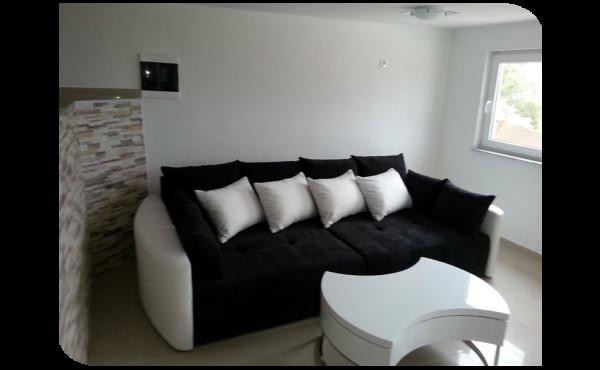 Prenájom nových apartmánov v Chorvátsku
